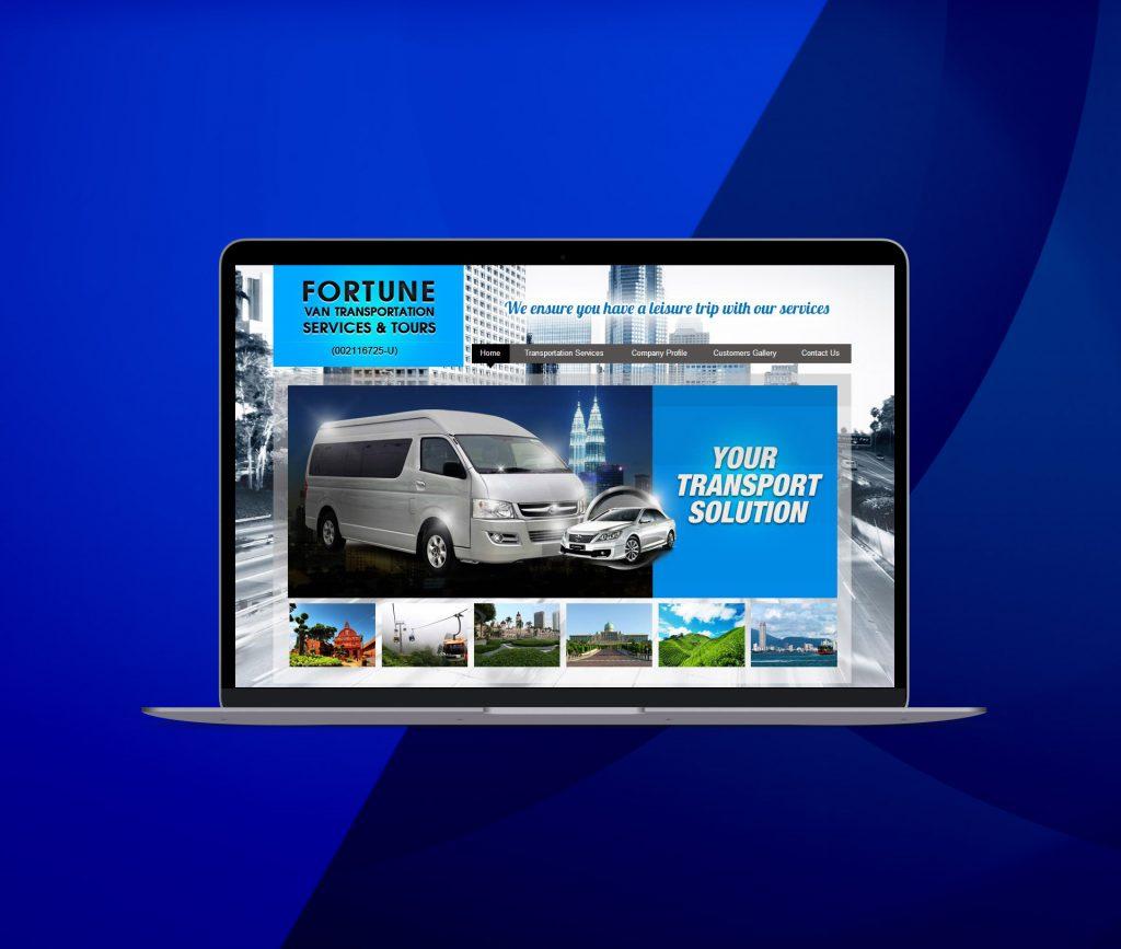 dstt-portfolio-website-fortunetransport