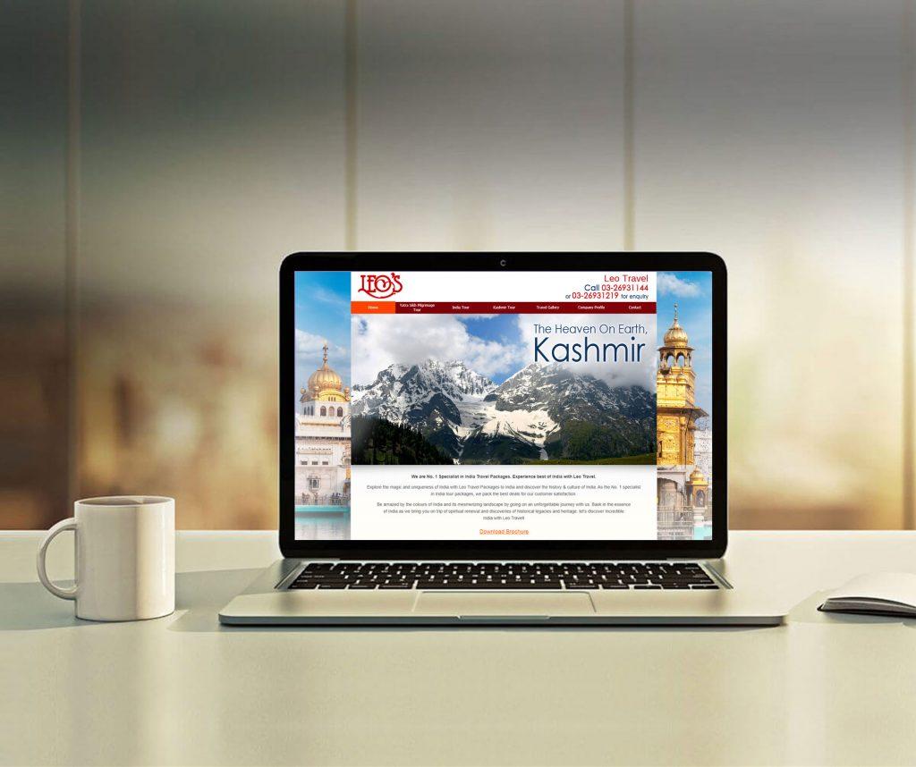 dstt-portfolio-website-leotravel