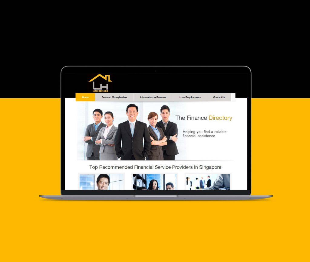 dstt-portfolio-website-loanhow